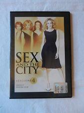 SEX AND THE CITY Stagione 4 Disco 3 Episodi 13-18 Film DVD