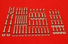 YAMAHA 1990-1998 YZ250 YZ 250 POLISHED STAINLESS STEEL ENGINE BOLT KIT