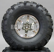 RC 1/10 Truck RIMS WHEELS 2.2 + Monster Truck  Rock Crawling Wheel Set