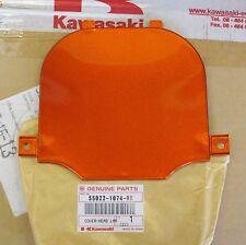 Kawasaki ZX1100 ZZR1100 D1 Ninja CS Orange Cover Head Lamp 55022-1074-RK NOS