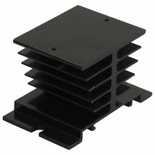 Aluminum Heat Sink 80mm x 50mm x 50mm for Solid State Relay SSR CT