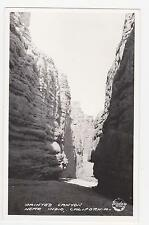 RPPC,Painted Canyon,Near Indo,California,Riverside Co.Frasher Photo,c.1945-50s