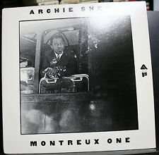 VINYL RECORD ALBUM ARCHIE SHEPP MONTREX ONE ARISTA FREEDOM