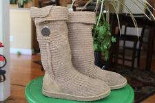 UGG 5819 CLASSIC TALL CARDY SIZE 8  (UGG100)