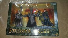 The Lord Of The Rings The Defeat Of Sauron Action Figure Toy NIB