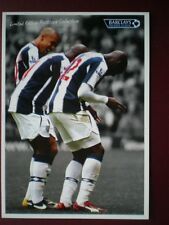 POSTCARD SPORT THE BAGGIES SHUFFLE - WEST BROM FOOTBALL - LIMITED EDITION