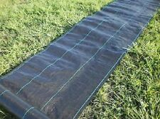 Agfabric Ground Cover, 2.9ounce 4ft x 100ft, PP Woven Weed Barrier