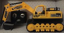 Large Construction Engineering Radio Remote Controlled Machine Digger Truck 34cm