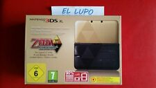 CONSOLE NINTENDO 3DS XL ZELDA A LINK BETWEEN WORLDS NEUF SCELLES VF