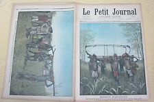 Le petit journal 1899 445 Mission Marchand africain congo-Nil