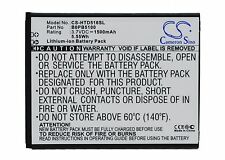 3.7V battery for HTC D516 D516c D516t Li-ion NEW