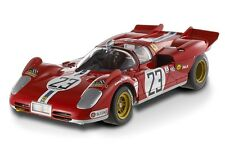 Hot Wheels Elite Ferrari 512S 1971  Daytona #23 1/18 T6930