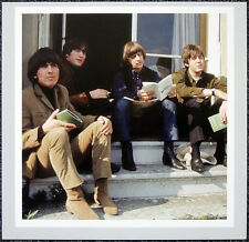 THE BEATLES POSTER PAGE 1965 CLIVEDEN HOUSE FILMING HELP! MOVIE JOHN LENNON H59