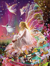 Jigsaw puzzle Fantasy Fairies Contemplation 500 piece NEW Made in the USA