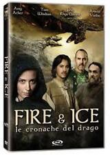 Dvd FIRE & ICE - LE CRONACHE DEL DRAGO - (2008) ......NUOVO