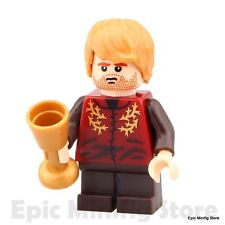 Custom Tyrion Lannister Game of Thrones Minifig fits with Lego WM6 UK Seller