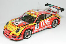 Porsche 911 (997) GT3 R - 24h Spa-Francorchamps 2011 - 1:18 Minichamps 151118918