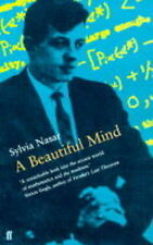 A Beautiful Mind: Genius & Schizophrenia in Life of John Nash by Sylvia Nasar
