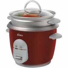 Rice Maker Oster 6 Cup Food Steamer Cooker Warmer Kitchen Cooking Appliances NEW