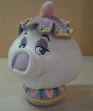 Disney Beauty and the Beast Teapot Mrs Potts Chip Plush 7""