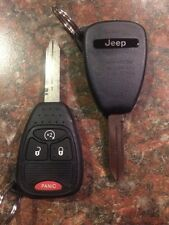 Dodge OEM Keyless Entry FOB Blank