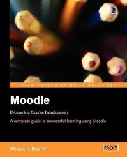 Moodle E-Learning Course Development: A complete guide to successful l-ExLibrary