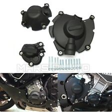 Racing Engine Cover Set Protector Guard for Yamaha YZF-R1 2015-2016 MT10 2016 16