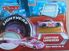 Disney Cars Lightyear Launcher VINYL TOUPEE NO.76 Error