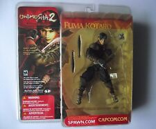 McFarlane Toys - Onimusha 2 Fuma Kotaro Action Figure - Capcom Video Game