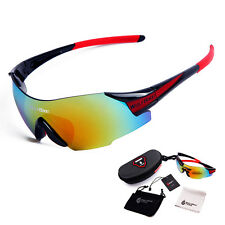 Mens Sunglasses Cycling Bicycle Bike Outdoor Sports Fishing Driving Glasses