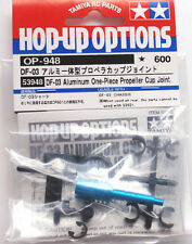 Tamiya 53948 (OP948) DF03 Aluminum One-Piece Propeller Cup Joint