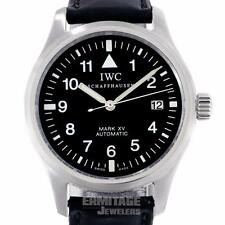 IWC Mark XV Mens Watch 3253 Box & Papers 2011