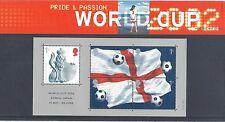 GB Presentation Pack 335 World Cup Korea / Japan 2002 10% OFF FOR ANY 5+