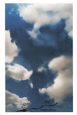 Kunstpostkarte - Gerhard Richter:  Wolken
