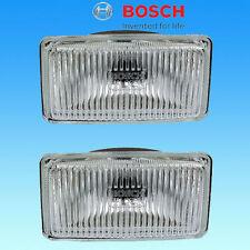 BMW E12 E21 E28 E30 Bosch Fog Light Lens Set L/R 140mm