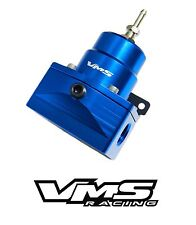 BLUE VMS RACING PRO SERIES ADJUSTABLE FUEL PRESSURE REGULATOR FOR FORD MUSTANG