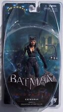 DC DIRECT ARKHAM CITY CATWOMAN ACTION FIGURE. Series 2. BATMAN. 6-INCH. NOC