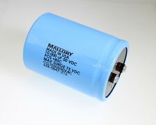 1x 10000uF 50V Large Can Electrolytic Aluminum Capacitor 10000mfd 10,000 50VDC