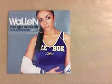 RARE CD 3 TITRES / WALLEN FEAT. LORD KOSSITY / BOUGE CETTE VIE / NEUF SOUS CELLO