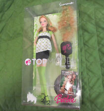 Barbie doll TOP MODEL muse SUMMER Hair Wear beautiful Steffie Face