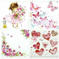 Sweet Butterfly ~ Glossy Card Making Toppers / Scrapbooking / Crafting