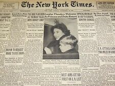 1951 NOV 18 NEW YORK TIMES - L. B. JOHNSON ACCUSES OLMSTED HID DELAY - NT 2455