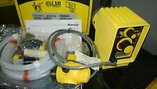 NEW LMI Chemical Injection Metering Diaphragm Pump J55D-398SI NEW