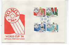 TONGA FDC 1994 SOCCER WORLD CUP