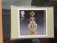GB 2011 Crown Jewels 350th Anniv Charles II Coronation 8 PHQ Cards Sealed Pack