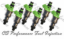 Nikki Flow Matched Fuel Injector Set for 91-95 Dodge-Mitsubishi 3.0 INP-061 (6)