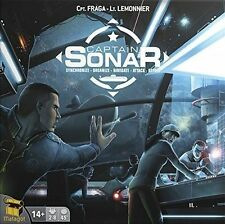 NEW! Captain Sonar Board Game - Sealed in Original Packaging - Free Shipping NOW