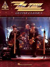 ZZ Top Guitar Classics Sheet Music Guitar Tablature Book NEW 000690960