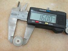 10 Tlg. 16mm Schmuck Diamant Glas Metall Trennscheibe Schleifscheibe für Dremel