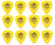 Jim Dunlop Tortex Standard Guitar Picks -  0.73mm -  Pack of 12 Picks